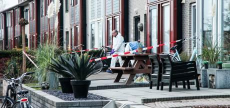 Dode vrouw in woning Hoogland omgekomen door misdrijf, man aangehouden
