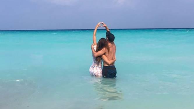 Yolanthe deelt extra foto's van droomtrip Malediven