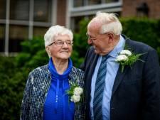 Dika en Hendrik uit Markelo zijn na 65 jaar huwelijk dankbaar dat iedereen gezond is