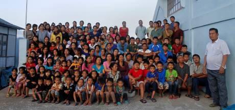 Hoofd van 'grootste familie' overleden: Laat 39 vrouwen en 94 kinderen na