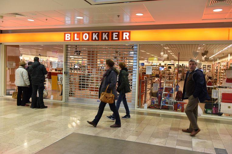 Blokker De Punten.Blokker Sluit Tot Zeven Winkels Kortrijk In De Buurt Hln