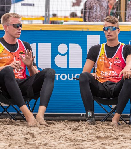 Bornse beachvolleyballer Boermans maakt indruk in Cancun
