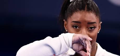 Simone Biles trekt zich door 'mentale problemen' terug uit olympisch toernooi