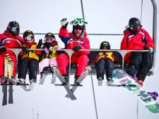 Kind in de skilift? Dat blijft oppassen