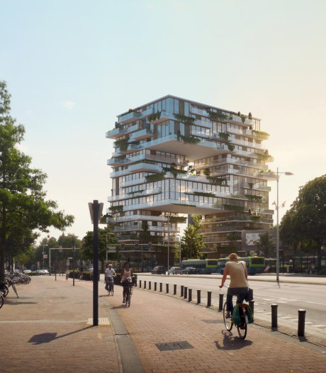 Ontwikkelaar zet streep door hoogbouwproject The Spot aan Stadsring
