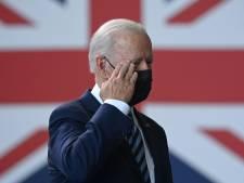 Joe Biden est arrivé au Royaume-Uni