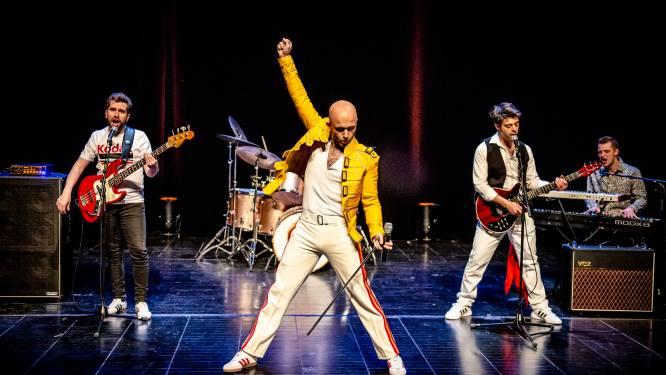 Zondag uit de bol op de hits van Queen? Herbakkersplein wordt coronaveilige concertzaal