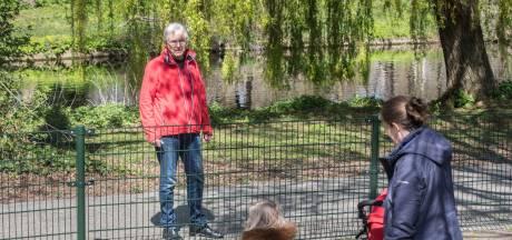 Jules (72) strijdt voor hek bij speelplek nadat peuter verdronk in vijver: 'Ongeluk kun je niet terugdraaien'
