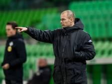 Trainer Buijs van FC Groningen tegen Feyenoord terug op de bank