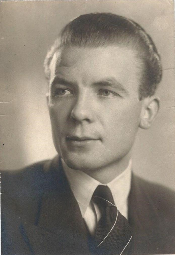 Jan Durenkamp circa 1943