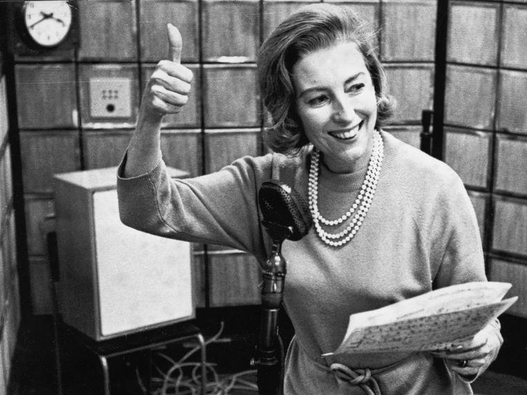 Vera Lynn in december 1964.  Beeld SSPL via Getty Images