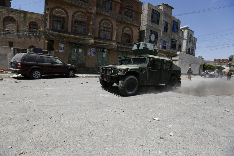 Sadaa, Jemen. Beeld epa
