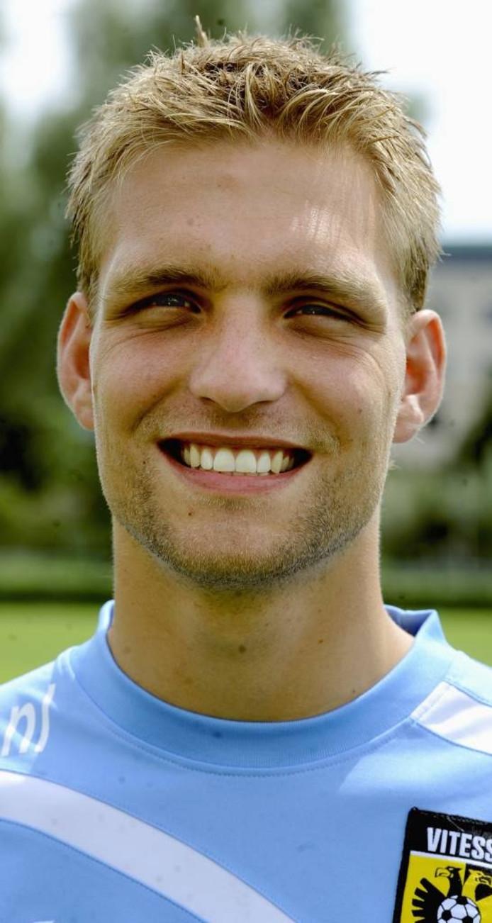 Sebastiaan van der Sman keept volgend seizoen bij TEC. Foto: Hans Broekhuizen/DG