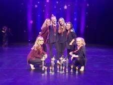 Dansers X-Dance uit Hengelo Nederlands kampioen
