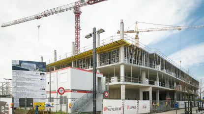 Kantoorgebouw de Diamant eind dit jaar klaar