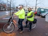 Enthousiaste burgemeester én deelnemers op de fiets in Goor