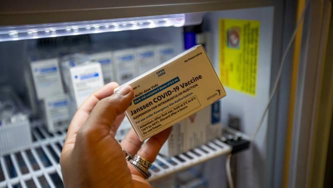 """""""Wie uitnodiging ontving voor vaccin Johnson & Johnson, krijgt een Pfizer"""""""