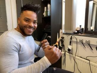 """Yasiel (32) opent eigen barbershop in Scherpenheuvel-Zichem: """"Als 12-jarige stond ik al haren te knippen op straat in Cuba. Met een keukenschaar"""""""
