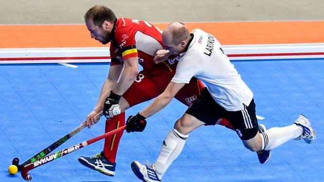Duitsland bezorgt Belgische Indoor Red Lions serieuze rammeling op EK