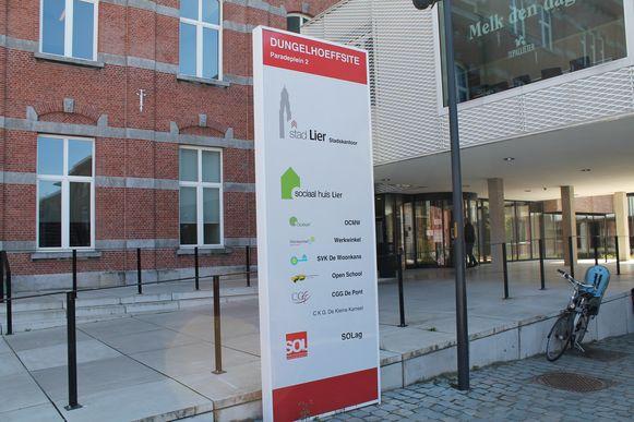 De stad Lier organiseert in oktober een inleefweek rond het thema armoede.