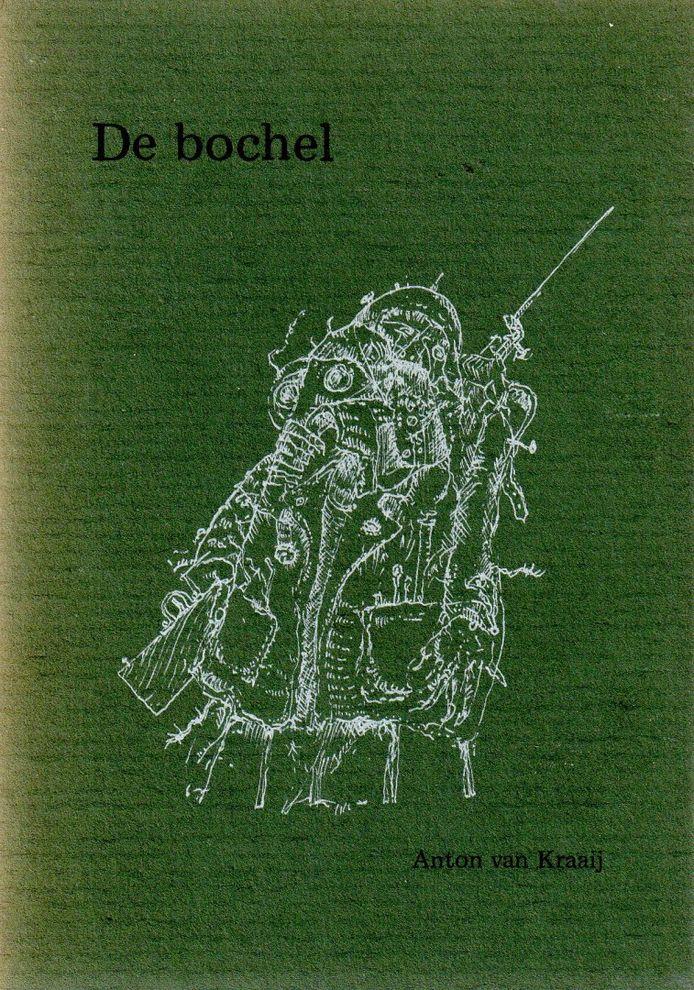 cover Anton van Kraaij, De bochel
