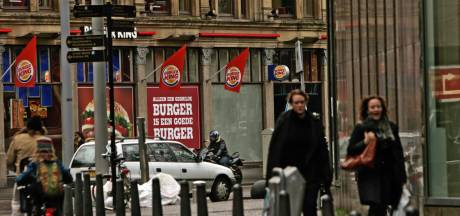 Wildgroei fastfoodtenten in binnenstad wordt aangepakt