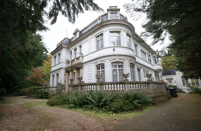 Villa Trianon aan de Baronielaan.
