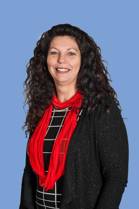 Wethouder Trudy Baggerman uit Hardinxveld-Giessendam.