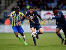 FC Eindhoven al na een helft uitgespeeld bij sterker RKC