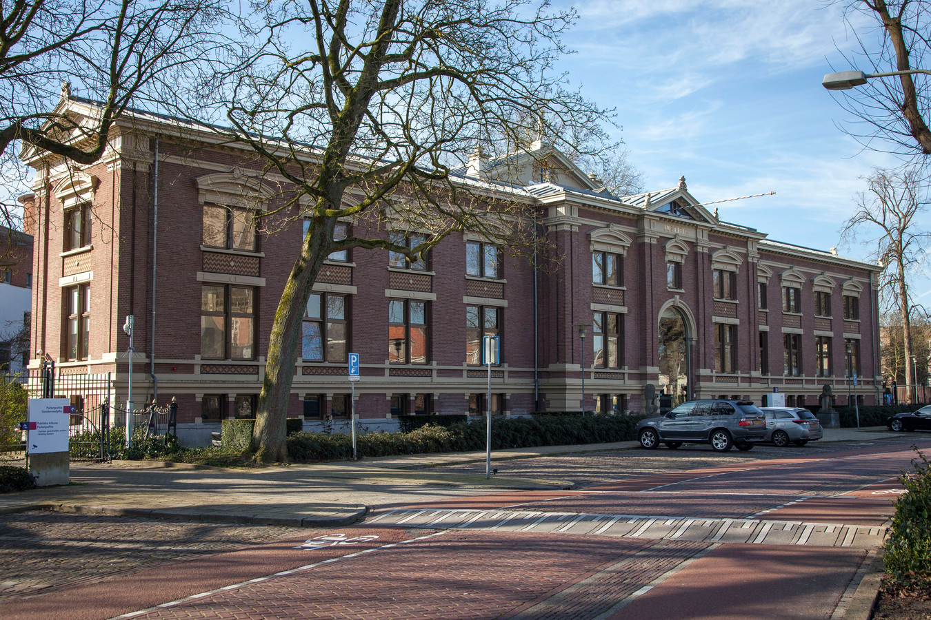 Rechtbank Gelderland locatie Zutphen.