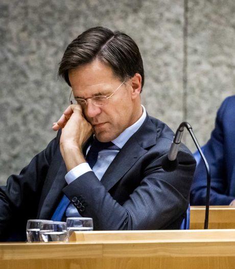 Rutte krijgt volle laag over coronabeleid en 'cadeau' van 2 miljard euro voor bedrijven