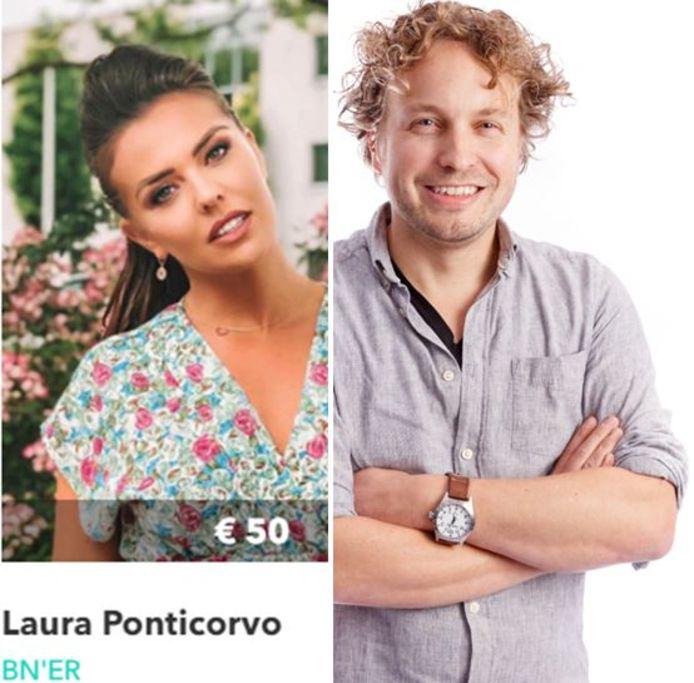 Ook influencer Laura Ponticorvo zegt voor geld alles wat je wilt, in een persoonlijke video, zag columnist Niels Herijgens.