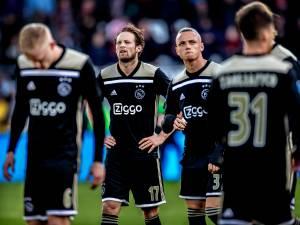 'Mentale weerbaarheid staat onder druk bij Ajax'