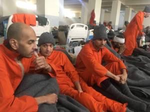 """À la rencontre de djihadistes belges détenus en Syrie: """"Que pense le monde de nous?"""""""