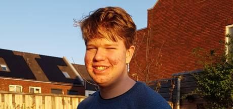 Casper (15) vindt dat maatregelen nog strenger mogen: 'En die avondklok mag blijven'