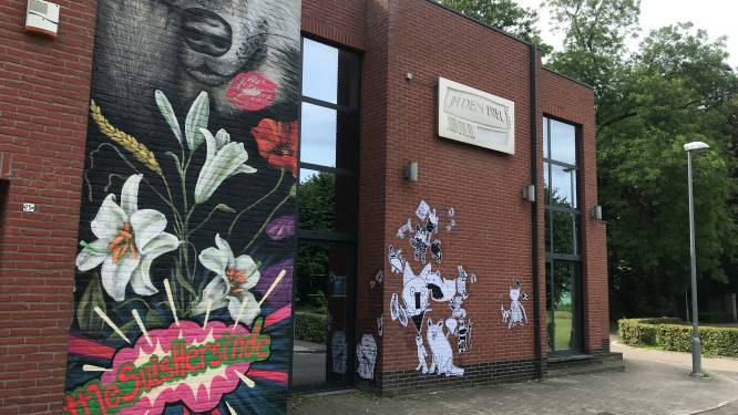 Reynaert inspiratiebron voor eerste street art in gemeente