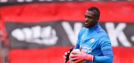 PSV rekent op langer verblijf van keeper Yvon Mvogo
