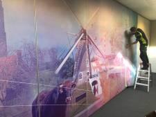 Bewoners Compostella krijgen fotowand Zeeland