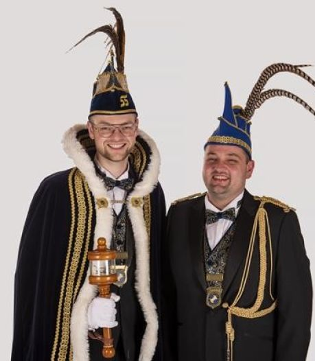 Nieuwe prins carnaval in Liempde