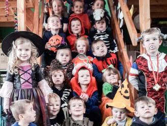Kleuterschool De Wereldbrug Eine organiseert eerste halloweengroepswandeling