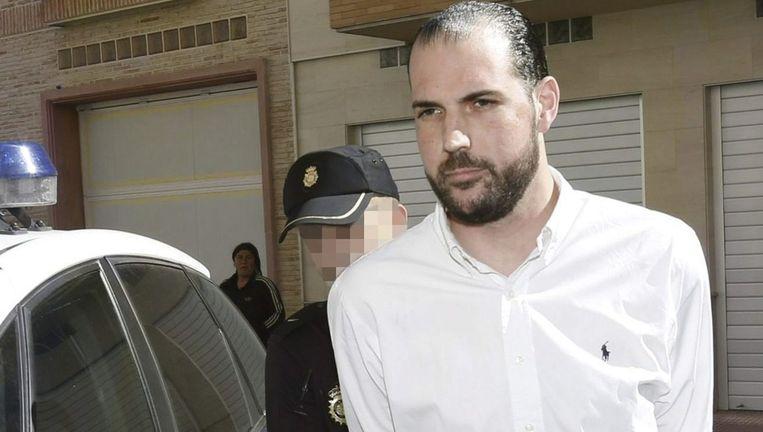 Hoofdverdachte Juan Cuenca. Beeld epa