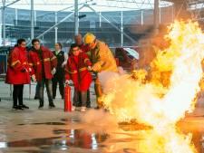 Technische beroepen in de etalage: brandjes blussen en robots programmeren bij Game On