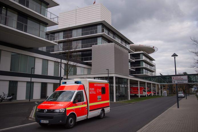 Tijdens een ransomware-aanval op het universiteitsziekenhuis in Düsseldorf is een vrouw overleden.