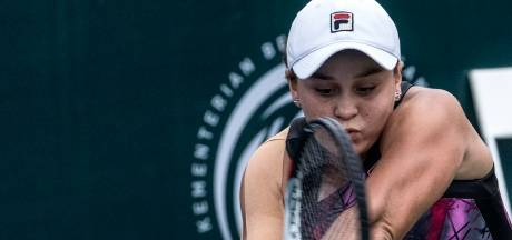 Barty pakt tweede WTA-titel in Nottingham