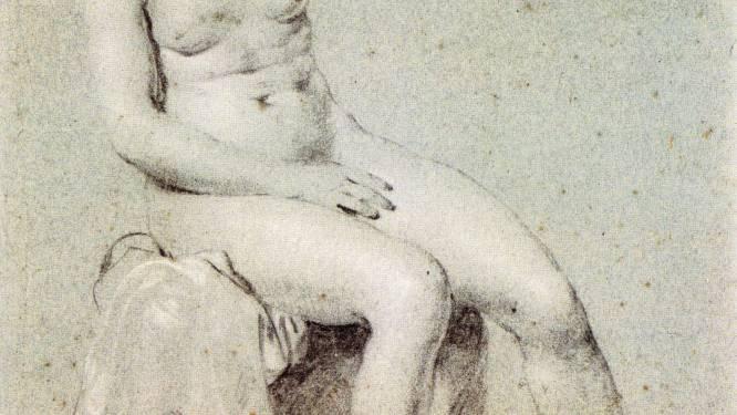 Rembrandts naakt komt in februari naar Amsterdam