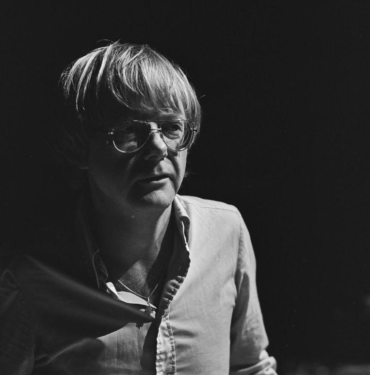 Louis Andriessen in 1978. Beeld Hollandse Hoogte / Nederlands Instituut voor Beeld en Geluid