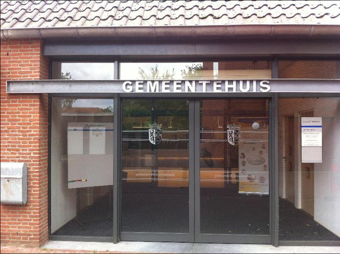 Gemeentehuis Hilvarenbeek.