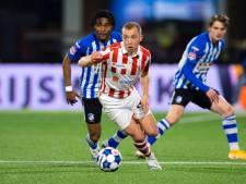 FC Eindhoven kan periodetitelaspiraties opbergen na gelijkspel tegen TOP Oss