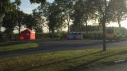Tiener aangereden op kruispunt in Kluizen