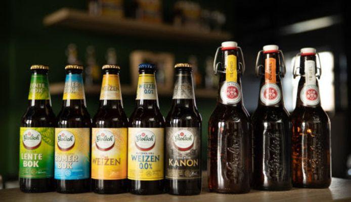 Speciaal bieren worden steeds belangrijker voor Grolsch.